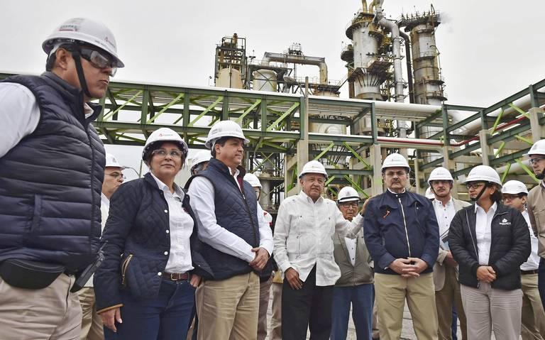 Anuncia gobierno inicio de licitación para refinería Dos Bocas