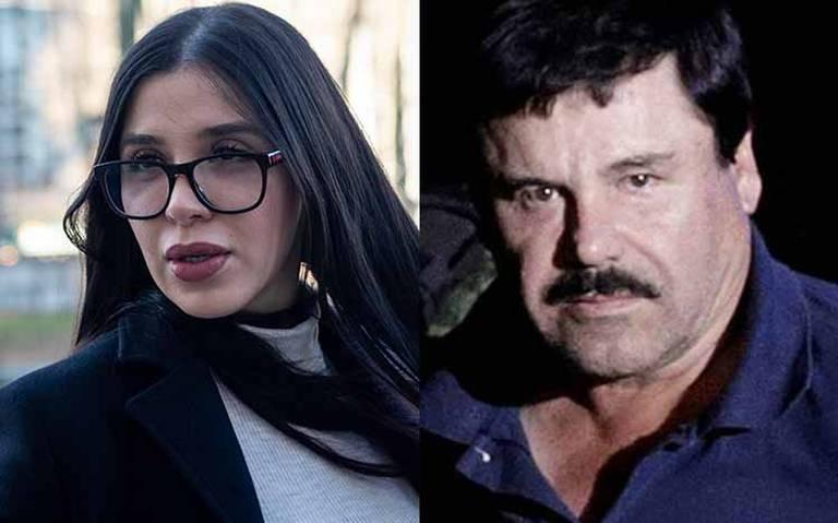 Emma Coronel le manda íntimo mensaje de cumpleaños a El Chapo