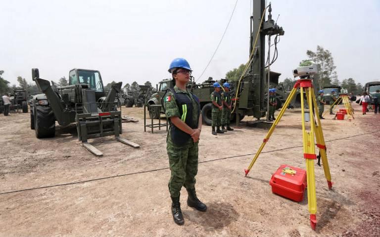 Gobierno descarta participación de constructoras en Santa Lucía