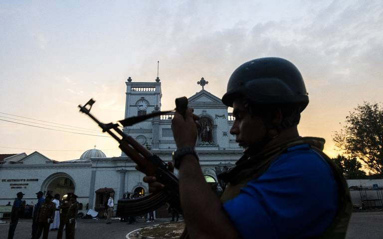 Líder extremista, entre los muertos por atentado en Sri Lanka