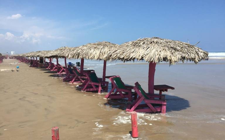 Las 10 playas mexicanas con mayor presencia de materia fecal