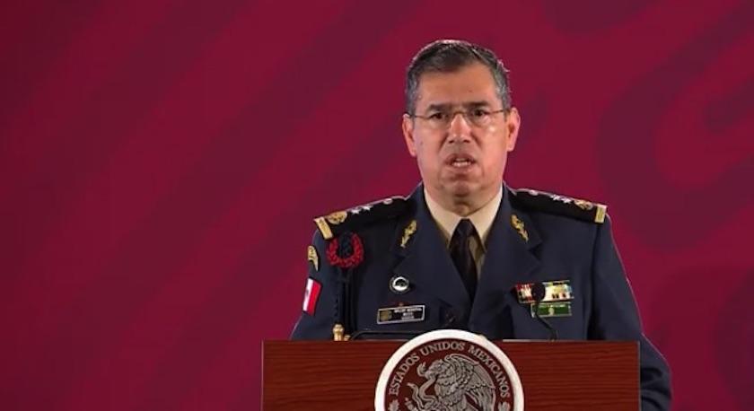 Luis Rodríguez Bucio fue designado comandante de la Guardia Nacional