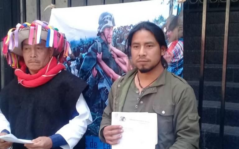 Sobrevivientes de Acteal quieren que el Estado acepte su culpabilidad en la masacre