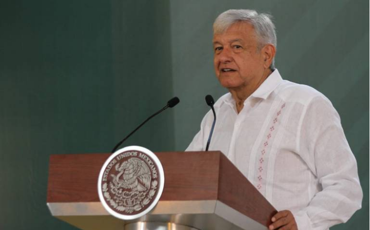 Más que oportuno estar en Veracruz: AMLO anuncia gira por Minatitlán