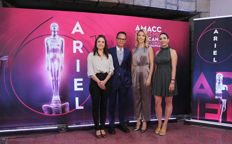 Roma, la más nominada en los premios Ariel