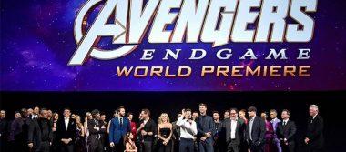 [Fotos] ¡Así fue la premier mundial de Avengers: Endgame!