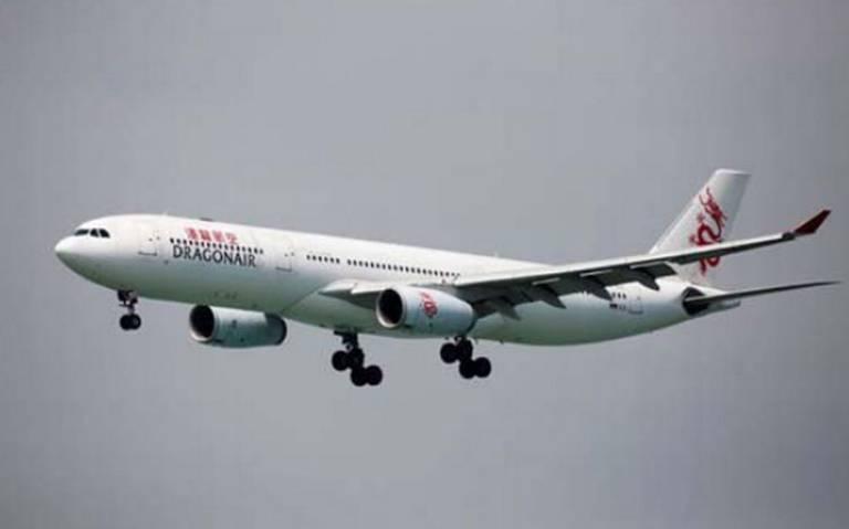Con 317 pasajeros a bordo avión aterriza de emergencia en Taiwán