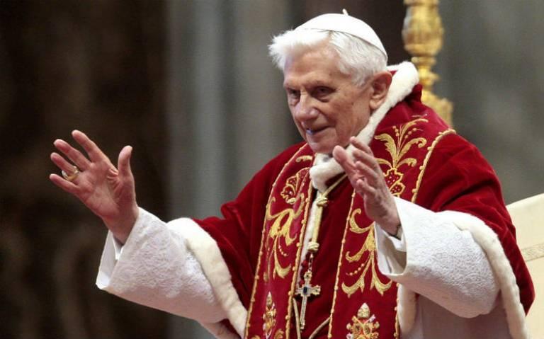 Revolución sexual de los años 60, culpable de pederastia: Benedicto XVI