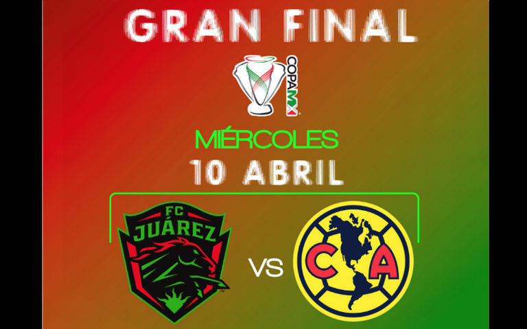 Confirman horario de la gran final de Copa MX