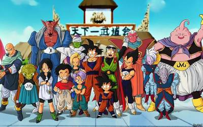 ¡Goku está de fiesta! Dragon Ball Z cumple 30 años