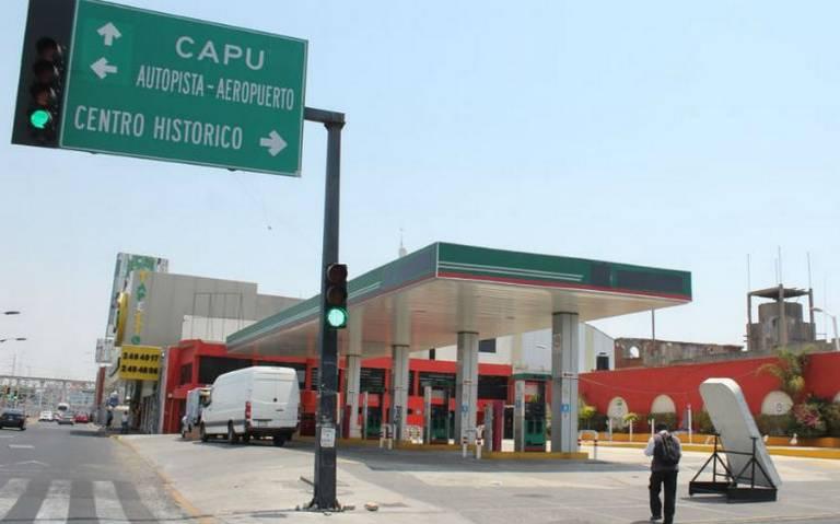 Una de las gasolineras más baratas, según AMLO, está cerrada desde 2018