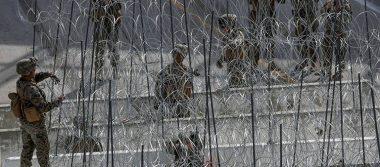 Cancillería confirma incidente entre soldados de EU y México en la frontera