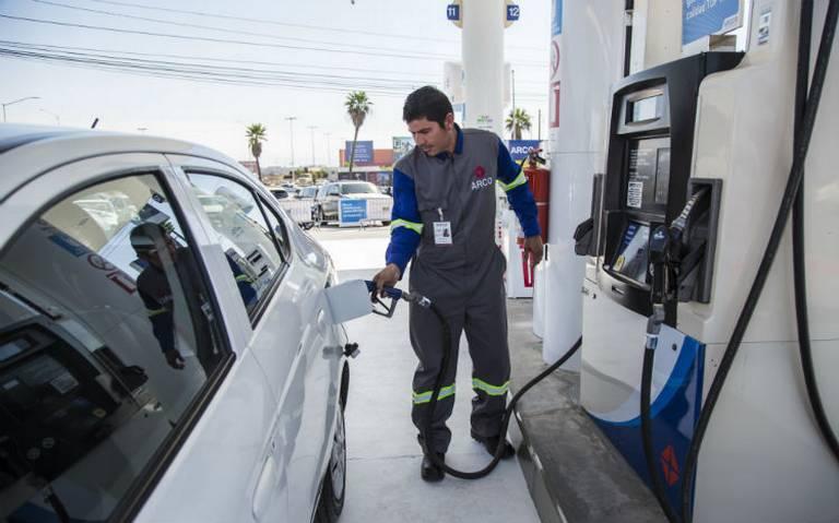 ¿Quién es quién en los precios de las gasolinas de esta semana?