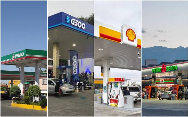 Aquí se vende la gasolina más barata y más cara del país