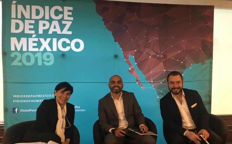 Violencia costó a México más de 5 billones de pesos en 2018