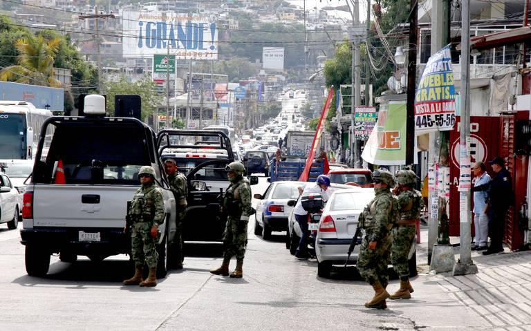 El 74.6% de los mexicanos se sienten inseguros en su ciudad