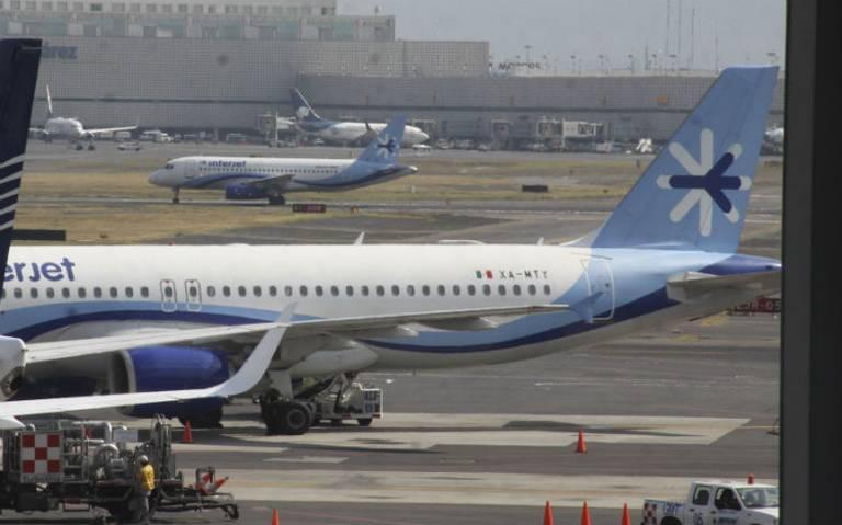 Alerta Interjet sobre falsas cancelaciones de vuelos