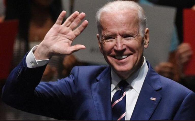 Joe Biden oficializa su candidatura a la presidencia de EU