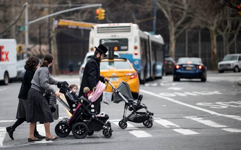 Comunidad judía de Brooklyn rechaza vacunas contra el sarampión
