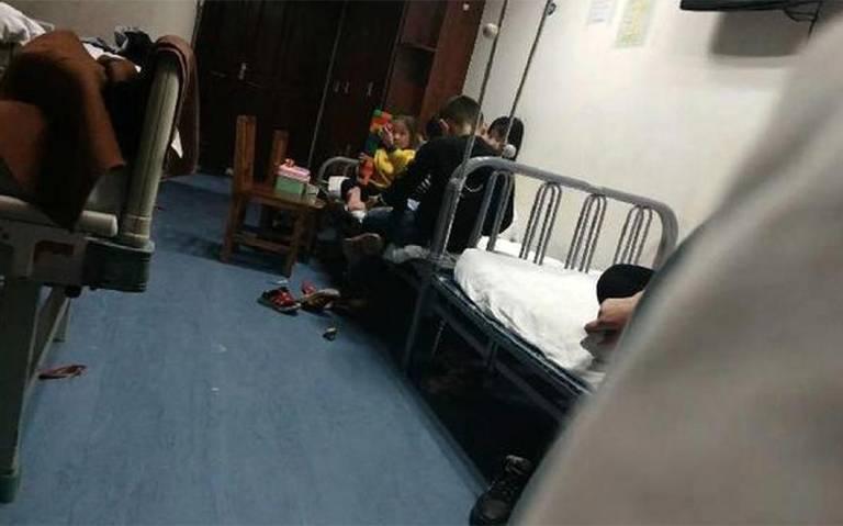 ¡Terror en el kinder! Detienen a maestro por envenenar a 23 niños