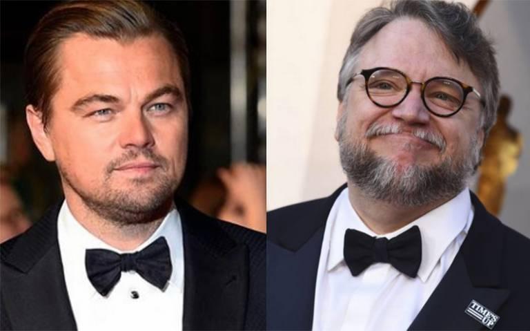 Leonardo DiCaprio, a un paso de protagonizar nueva película de Guillermo del Toro