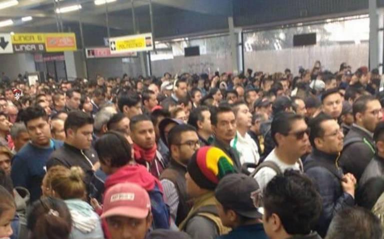¡Que no te castiguen! Metro emite por primera vez justificante de retraso