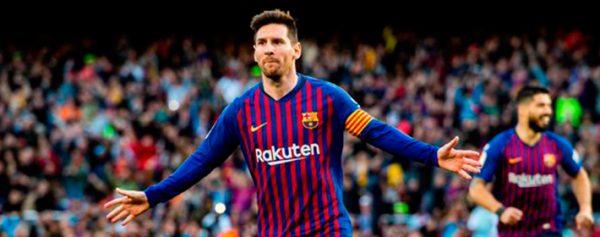 Valverde le dará descanso a Messi ante el Huesca