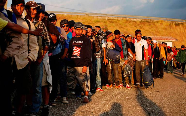 "Denuncian que militares en retiro de EU ""secuestran"" a migrantes en frontera"
