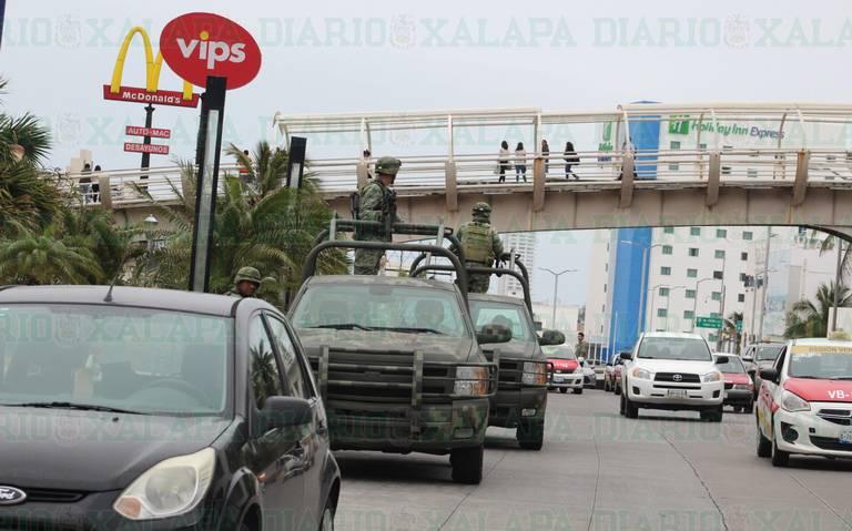 ¿De dónde sacarán dinero alcaldes de Veracruz para pagar a la Guardia Nacional?