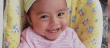 Localizan en Nezahualcóyotl a Nancy Tirzo, la bebé robada del Hospital General