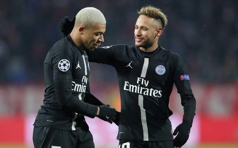 Neymar retoma entrenamientos con el PSG