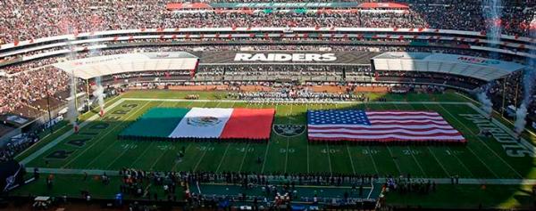 Ya hay fecha para el Chiefs vs Chargers en México