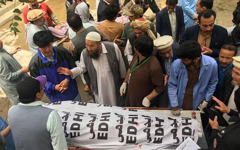 Atentado en Pakistán deja al menos 20 muertos y 48 heridos