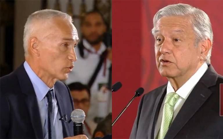 Ramos confronta a AMLO: No han bajado los índices de criminalidad