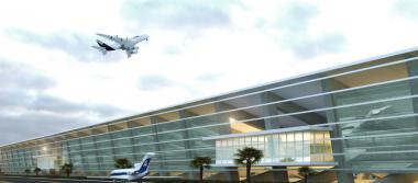 Próximo lunes inicia construcción del nuevo aeropuerto en Santa Lucía