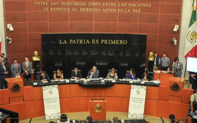 Senado aprueba en lo general y artículos no reservados el dictamen de reforma laboral