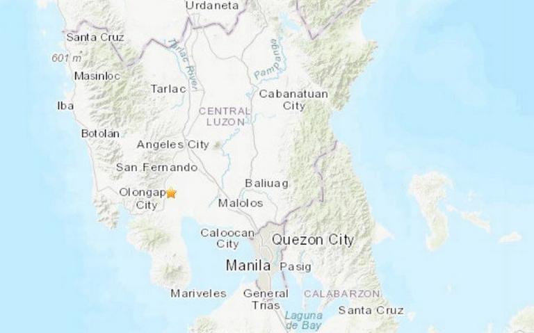 [Video]Sismo de 6.3 grados sacude Filipinas; cinco muertos tras caer edificios