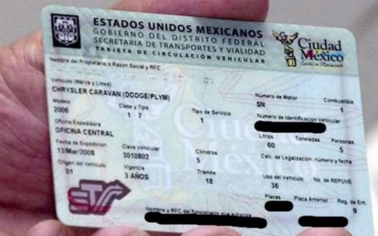 Adiós a las filas: guía para renovar licencia y tarjeta de circulación por internet