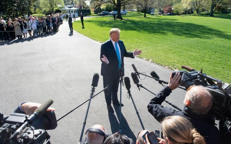 New York Times y Wall Street Journal, premios Pulitzer por cobertura de Trump