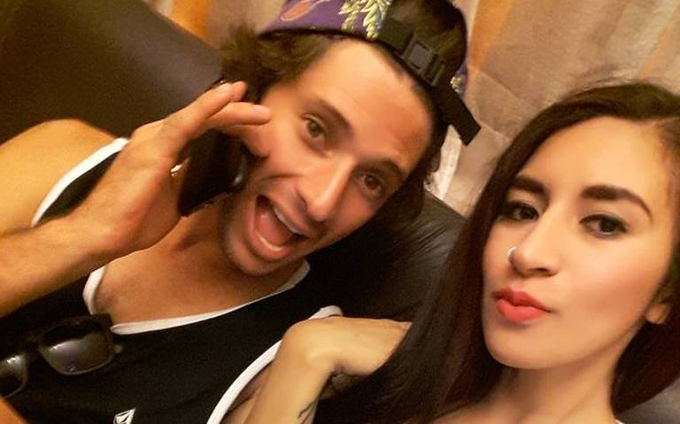 Vinculan a proceso al skater Mario Sáenz por feminicidio de su novia