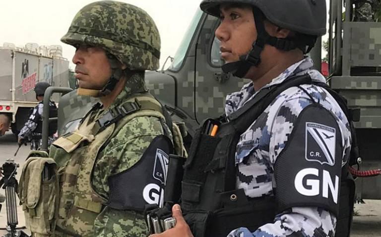 Apuran envío de efectivos de la Guardia Nacional a Michoacán