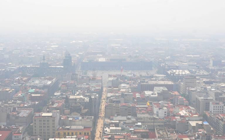 Para mitigar la contaminación, sugieren plan para ventilar la ciudad