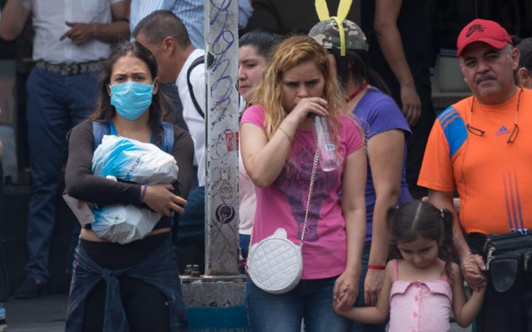 Benito Juárez suspende actividades en centros educativos y trabajos en obras públicas durante contingencia