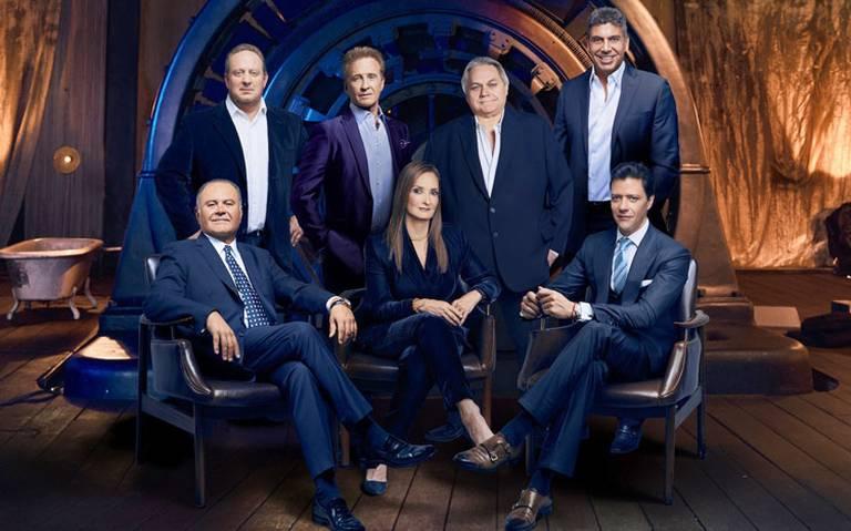 Hoy se estrena la cuarta temporada de Shark Tank