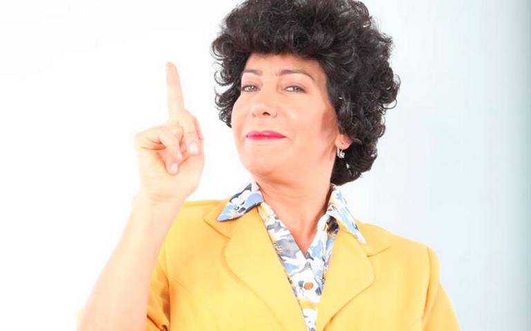 Abnegación y sacrificio, Doña Lucha representa a las mamás mexicanas