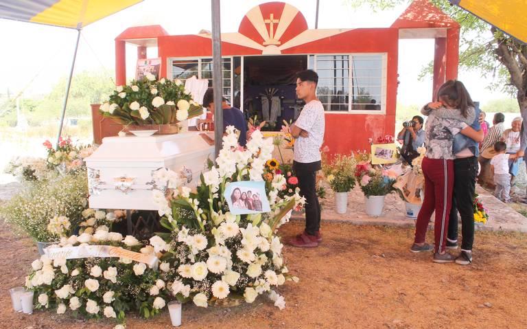 Aideé era el ejemplo para sus hermanos, hoy es su funeral