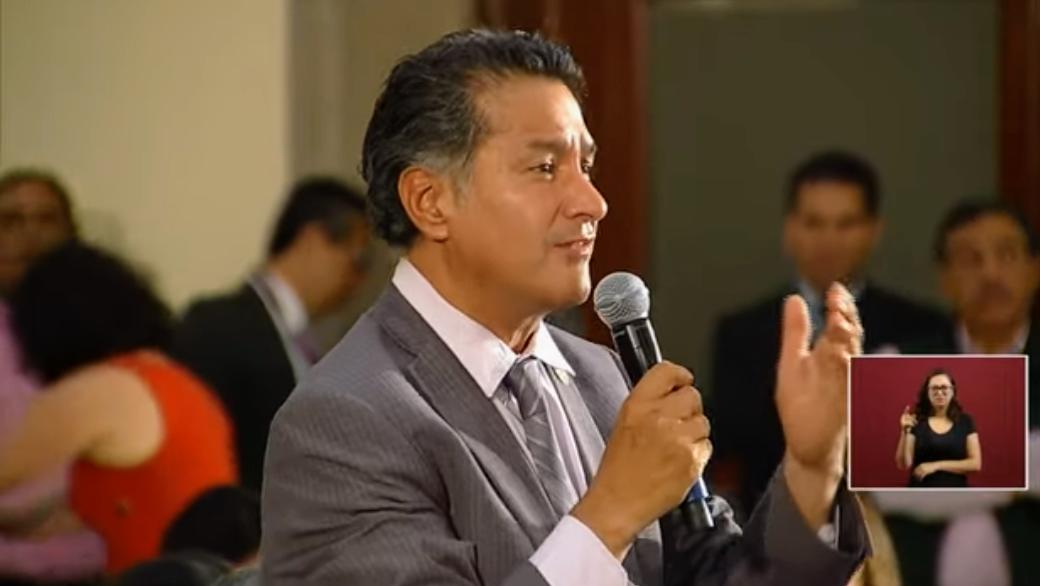 Federico La Mont le pregunta al Presidente sobre el establecimiento del mando único en Quintana Roo