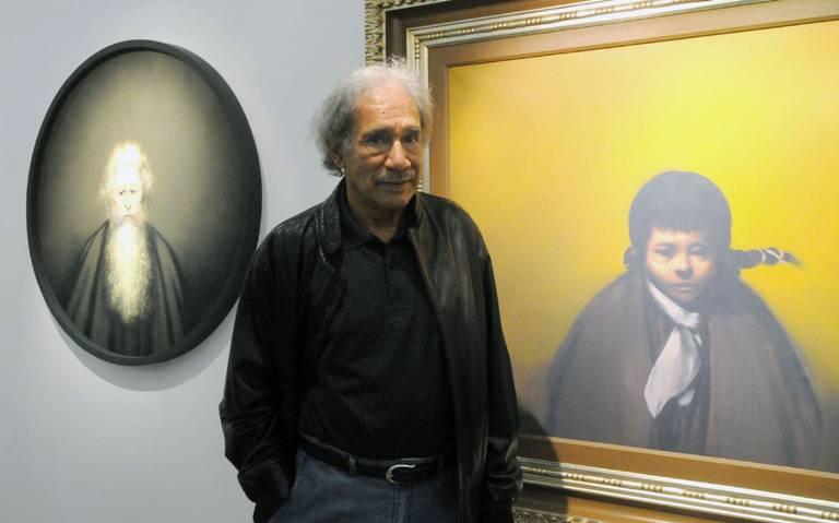 Adiós al maestro Rafael Coronel, precursor del expresionismo en México