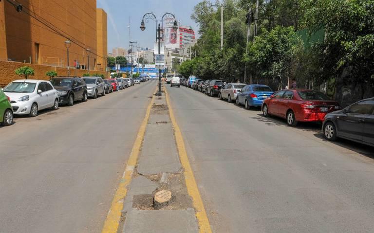 Perfilan multa de 50 mdp a Mítikah por tala árboles en la Benito Juárez
