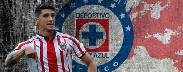 Alan Pulido es el nuevo deseo de Cruz Azul